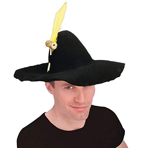 Forum Novelties Hillbilly Filz Hat