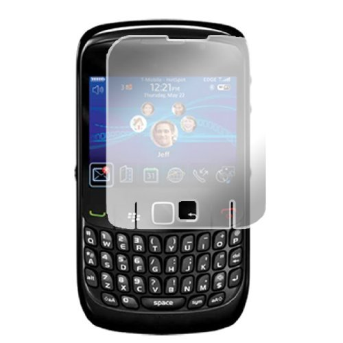 Clear LCD Screen Protector voor Blackberry 8520 8520 Lcd