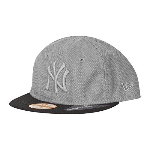 New Era Diamond Era Mix Inf Neyyan Stgblk - Schirmmütze Linie New York Yankees für Jungen, Farbe Grau, Einzelgröße - Grau Infant Baseball