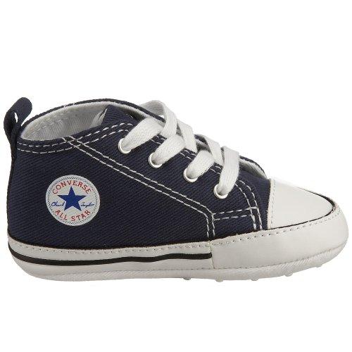 Converse Chucks FIRST STAR HI Navy Canvas