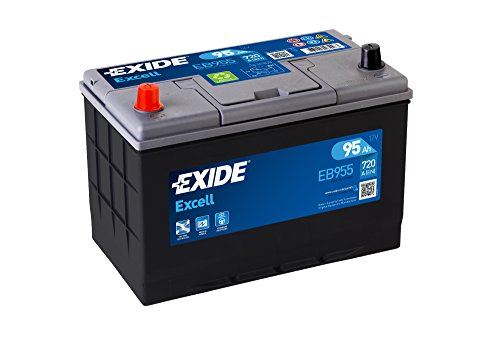 EXIDE 250Se EB955Batteria Auto, 95Ah