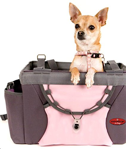 Weeride Haustier, Hund, Pink, 13,5 x 9,5 x 10 cm