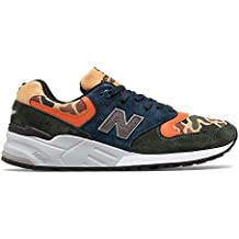 new balance 999 donna in pelle