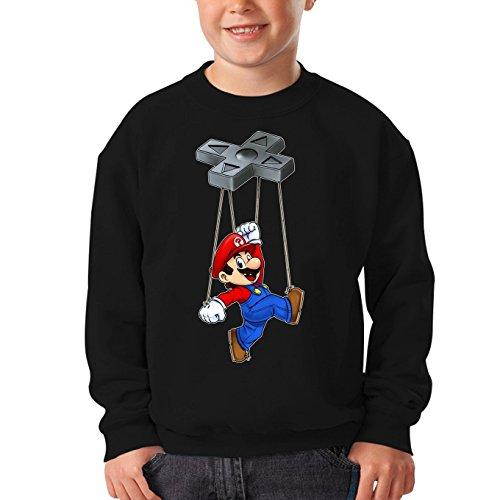 Sudadera Videojuego - Parodia de Super Mario Bros (615)