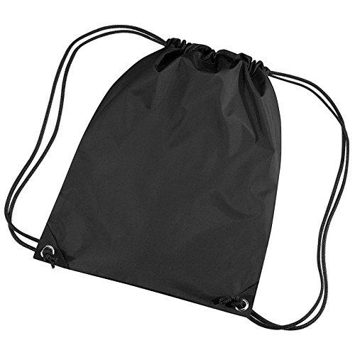 BagBase BG10BagBase Premium Gymsac negro
