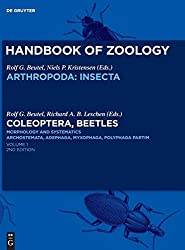 Handbook of Zoology/ Handbuch der Zoologie. Handbook of Zoology. Arthropoda. Insecta. Coleoptera: Coleoptera, Beetles. Morphology and Systematics