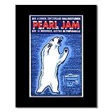 Pearl Jam-Zurich/Innsbruck 1996Passepartout Mini