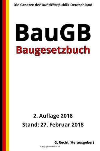 Baugesetzbuch - BauGB, 2. Auflage 2018
