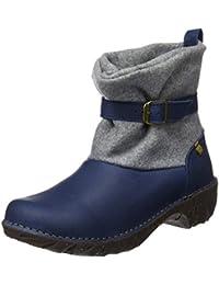 ab1d10b4cf1 Amazon.es  Piel - Botas   Zapatos para mujer  Zapatos y complementos