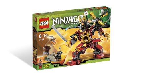 LEGO Ninjago Playthème - 9448 - Jeu de Construction - Le Robot Samurai
