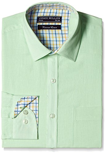 John Miller Men' S Formal Shirt