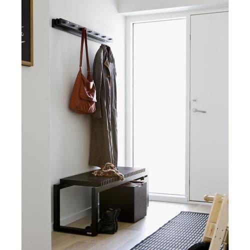 Skagerak Kleiderleiste  Garderobenleiste CUTTER 100 Eiche schwarz