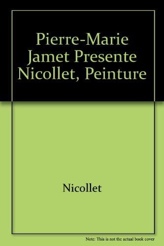 Nicollet peinture, photos de Robert Doisneau. Livre d'art sur la peinture de Jean-Michel Nicollet
