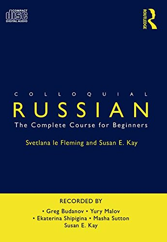 Colloquial Russian: The Complete Course For Beginners (Colloquial Series)