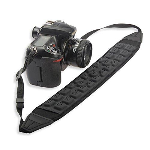 Kameragurt, LXH DSLR / SLR Kameramassage Schulter-Halsgurt Weicher Komfort-Neopren-Hals / Schultergurt -
