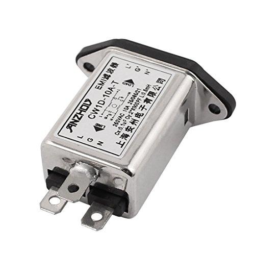 IEC 320C14Stecker Buchse Panel Mount Power Line EMI Filter cw1d-10a-t