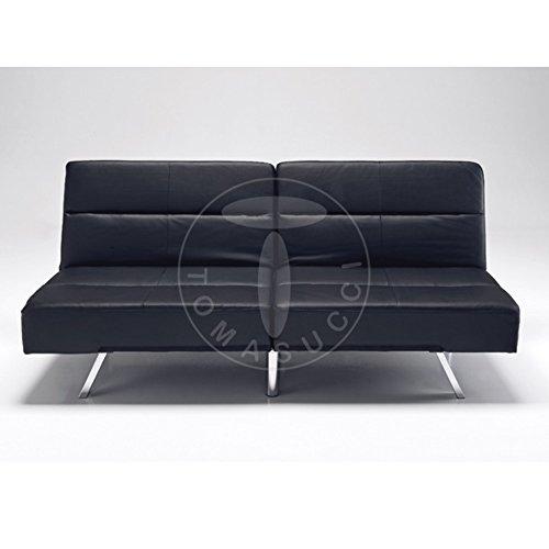 Wink design, gulfport, divano letto, nero