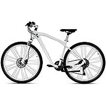 """BMW auténtica crucero bicicleta ciclo NBG III 28""""rueda de color blanco M 80912412309"""