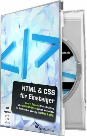 HTML & CSS für Einsteiger (Win+Mac+Tablet) (Responsive Html)