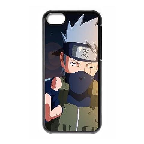 Naruto Shippuden Naruto Kakashi Hatake Jounin Ninja War coque iPhone