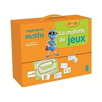 La mallette de jeux - J'apprends les maths CP/CE1