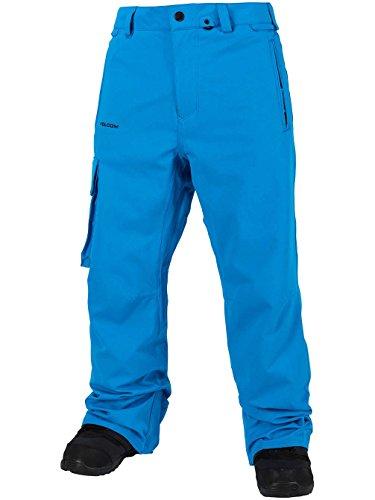 Volcom Herren Ventral Pnt Snowboardhose Blue