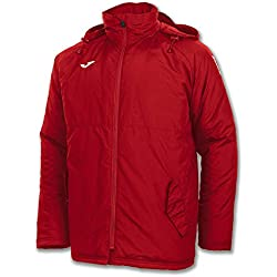 Joma Anorak Chubasquero Everest Rojo Para Hombre