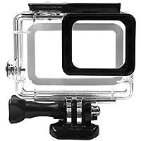 TUOYA Custodia impermeabile per GoPro Hero 5 Nero ,sostituzione Custodia impermeabile di tuffo di protezione per GoPro Hero 5 Camera - subacquea 45 metria