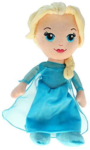 Disney Frozen Elsa Plüschfigur Stofftier Plüsch Stoff Kuscheltier Plüschtier Sven Olaf