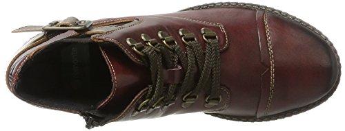 Remonte Damen D4393 Chukka Boots Rot (Medoc/Kastanie/Medoc)