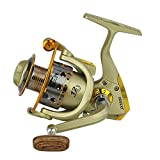 HoSayLike Ruedas Fish Spinning Reel 5.5: 1Carretilhas Pescaria Molinete Jx1000-7000Series Carrete De Pesca Spinning