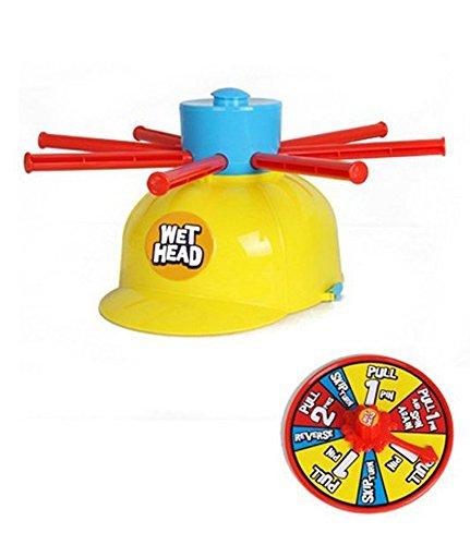 Preisvergleich Produktbild Brigamo 17960 - Wet Head Challenge, Partyspiel