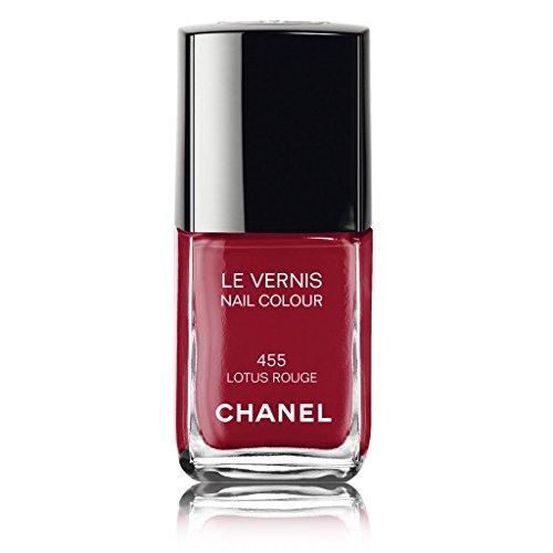 CHANEL LE VERNIS 455 Lotus Rouge 13ml - smalto unghie