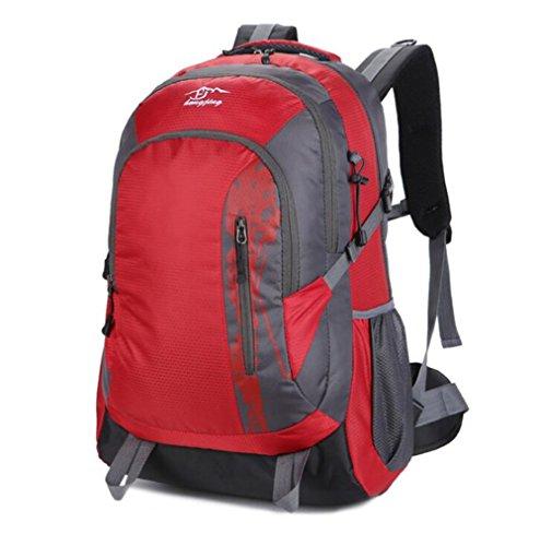Wmshpeds Borsa a tracolla uomini marea coreano femminile casual sports computer zaino alpinismo outdoor bag borsa da viaggio A