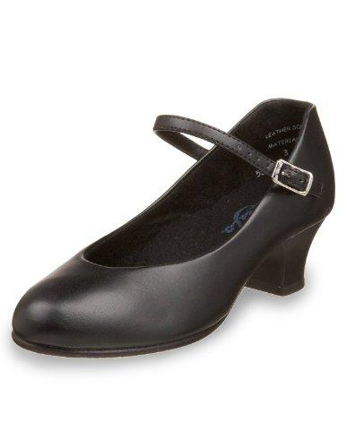 Chaussures de caractère Capezio 550 Junior Footlight