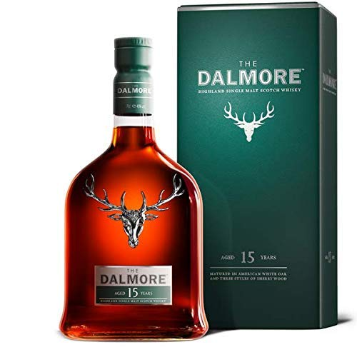 Dalmore 15 Year Old Single Malt  Whisky (1 x 0.7 l)
