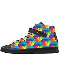 Dalliy Bunte Muster Women's Canvas shoes Schuhe Footwear Sneakers shoes Schuhe