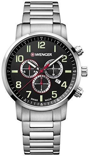 Wenger Attitude Chrono relojes hombre 01.1543.102