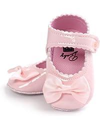 Reasoncool Principessa dell'arco pattini di bambino calza scarpe da bambino
