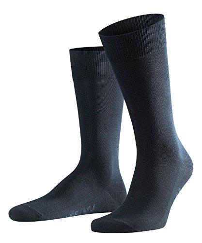 FALKE Herren Family Socken Strümpfe 14645 3er Pack, Sockengröße:43-46 (UK 9-11);Artikel:Dark Navy