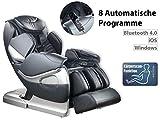 Newgen Medicals Premium-Ganzkörper-Massagesessel GMS-300.bt - 2