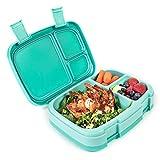 Bentgo Fresh - Auslaufsichere Lunchbox | Bento Box mit 4 Unterteilungen, Aqua