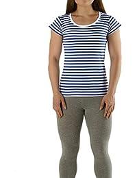 94956a4666a68a Suchergebnis auf Amazon.de für  blau-weiß gestreiftes T-Shirt ...