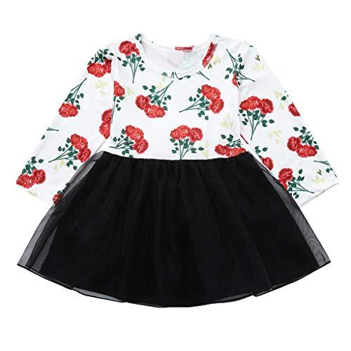 Vestiti carnevale per bambina fiore ragazze maglia stampa rosa danza body minnie polka dot ginnastica cerchietto abiti vestito costume principessa balletto tutu moda qinsling
