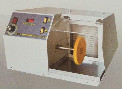 MD-6 Magnetischer Tumbler mit variabler Frequenz High Speed Poliermaschine Staubsammler Schmuckpolierer 110V-220V 500-3600 U/min -
