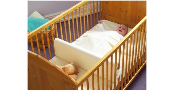 Zwillingsbett doppelbett  Trennwand für Babybett/Gitterbett für 1 oder 2 Kinder Zwillinge ...