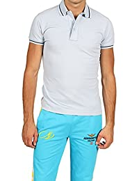Williams Wilson Herren Shirt Poloshirt , Farbe: Hellblau
