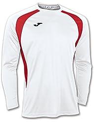 Joma Champion III - Camiseta con manga larga, unisex