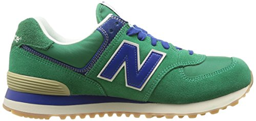 New Balance ML574VGR, Scarpe sportive, Uomo Green