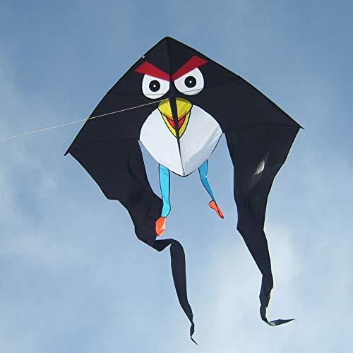 YPKHHH Kreative einfache Cartoon Outdoor Sport Vogel Schwarze Linie Rad 400m Linie 235cm + 120cm
